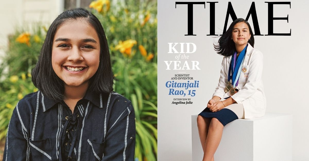 """Në më shumë se 5 mijë të nominuar, shkencëtarja 15-vjeçare shpallet """"Fëmija i vitit"""""""