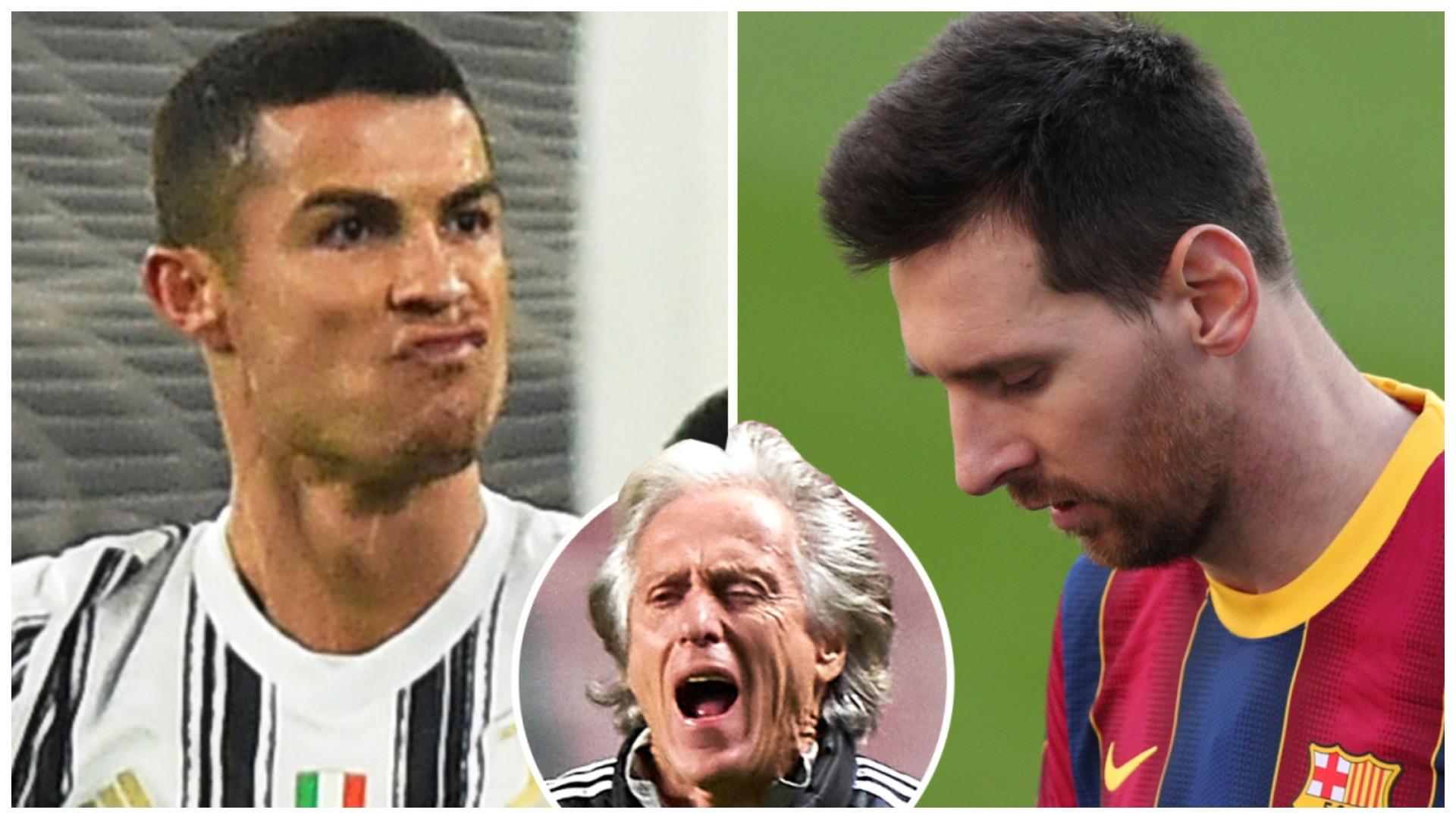 Krahasimet me Maradonën, Jesus: Messi nuk i afrohet fare, Ronaldo ka disa cilësi