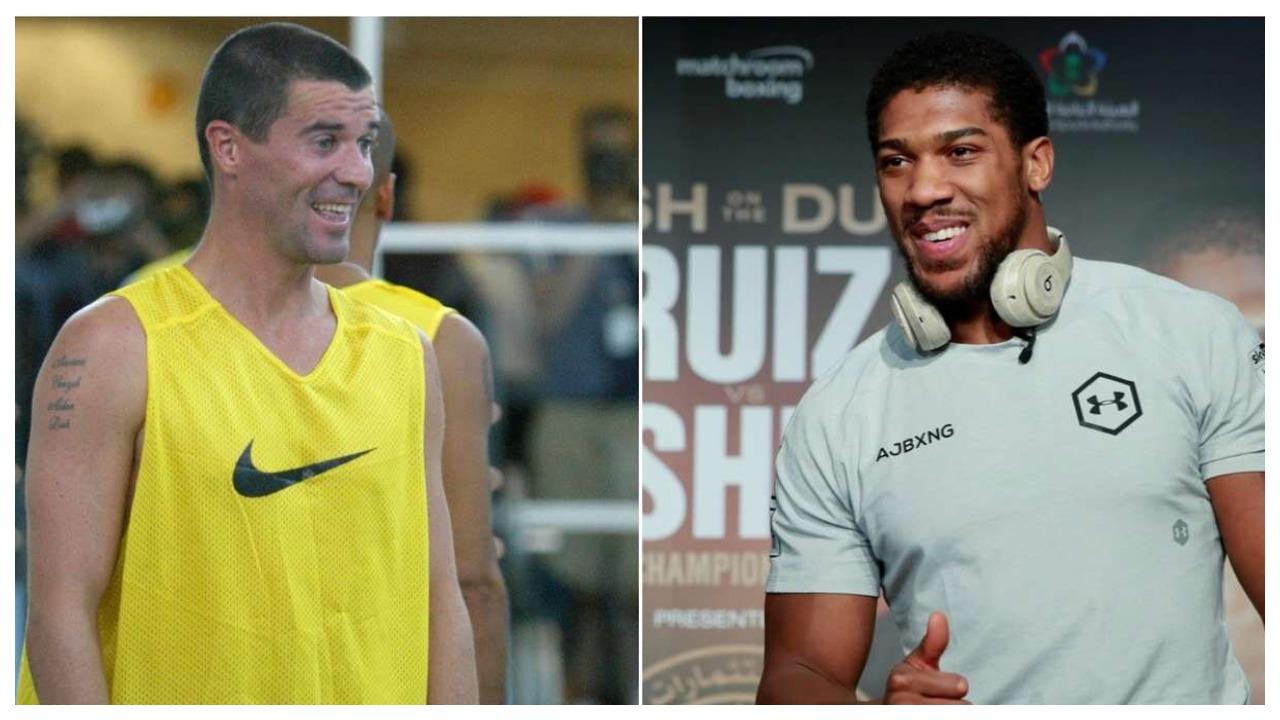 """""""Futbollist në ring?"""", Anthony Joshua zgjedh ish-lojtarin e United si boksier"""