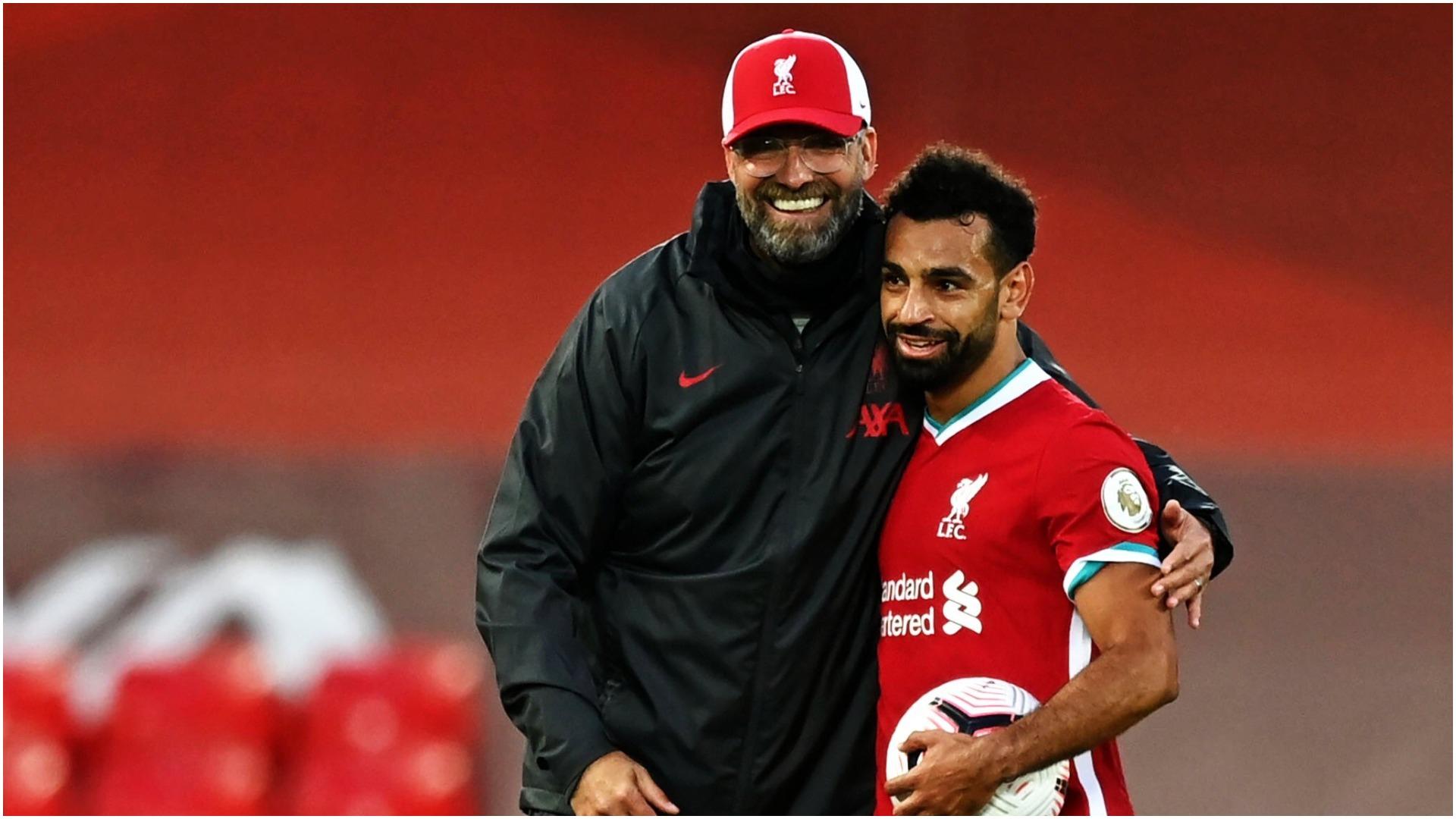 """Mohamed Salah lëvizja e madhe, menaxheri i sulmuesit i vë vulën nga """"Twitter""""-i"""