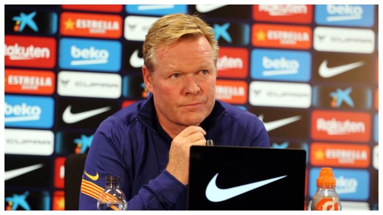 Koeman: Po shfaqim dy cilësi shumë të mira, De Jong po rritet me shpejtësi