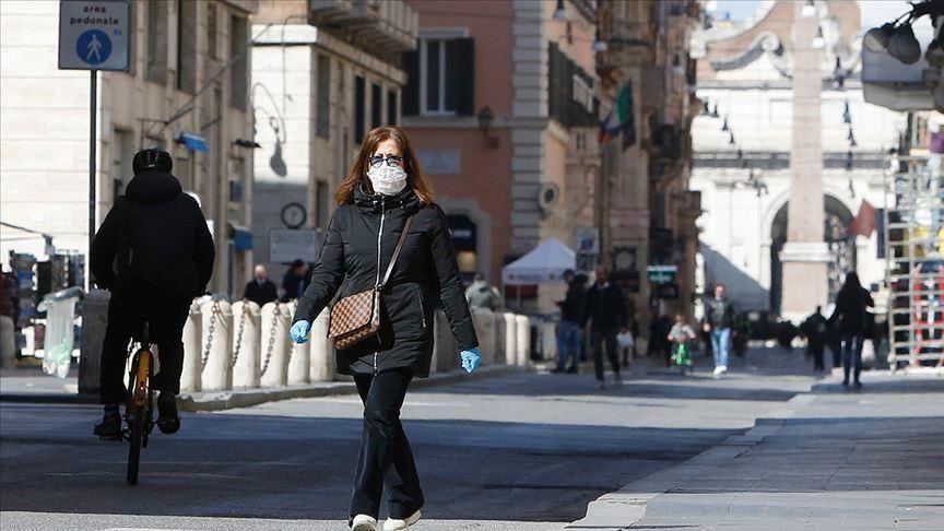 Italia regjistron 7,567 raste të reja me Covid-19 dhe 182 humbje jete brenda ditës