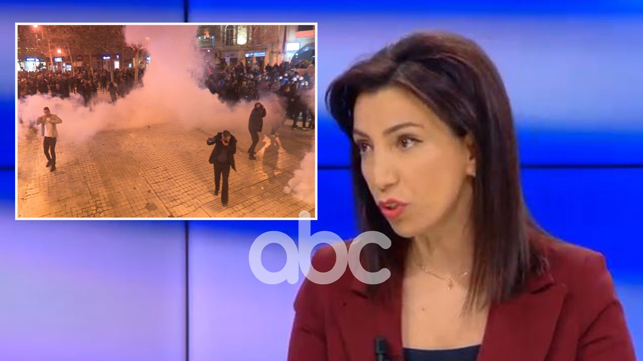 """Fëmijët në protestë, Kushi në """"ABC"""": Do i trajtojmë me psikolog! Gazi lotsjellës? Prandaj është krijuar"""