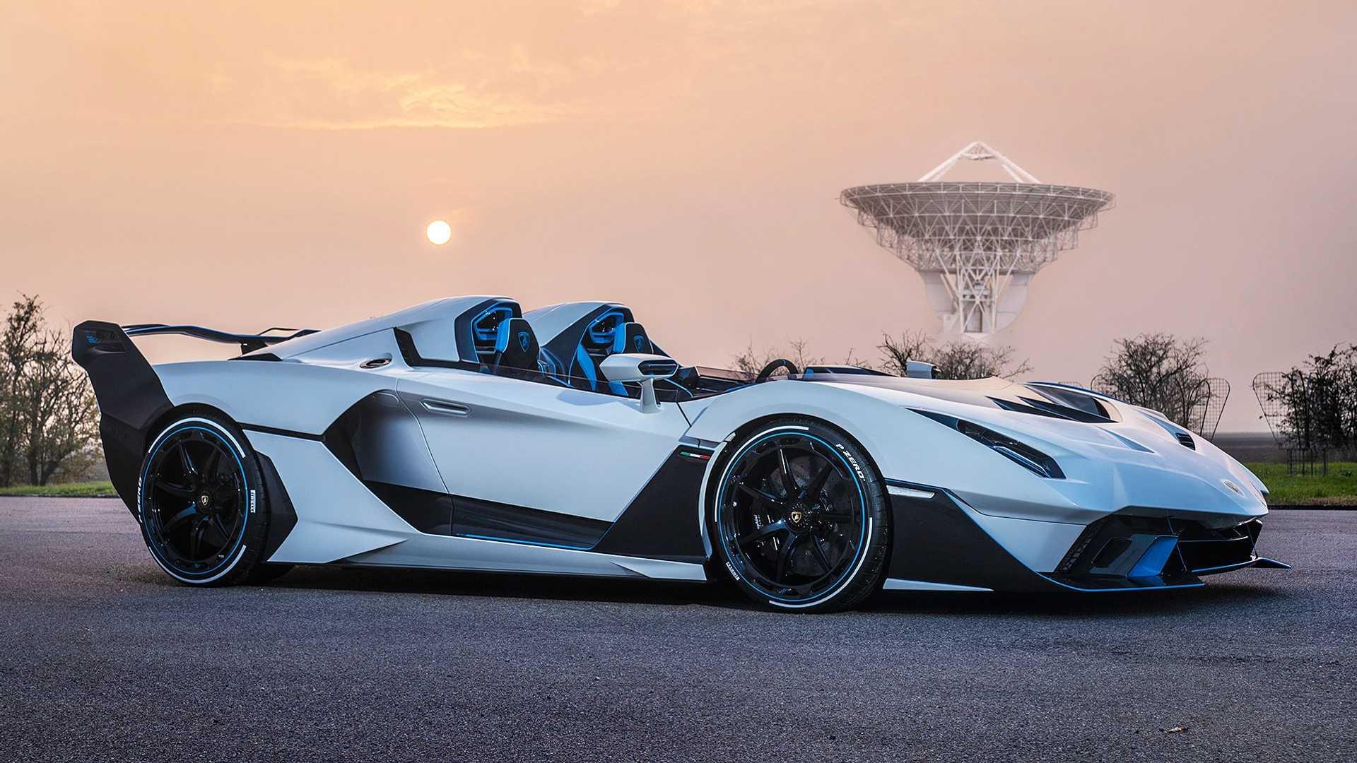 """Lamborghini prezanton """"bishën"""" e re për pistë dhe rrugë"""