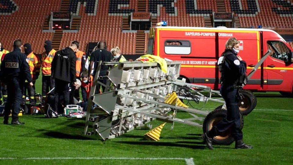 Tragjedi në Francë, humbet jetën 10 minuta pasi kishte përfunduar ndeshja