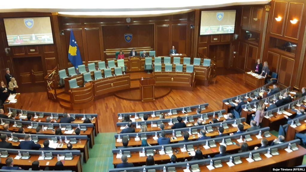 Kuvendi në Kosovë voton projektligjin për rimëkëmbje ekonomike