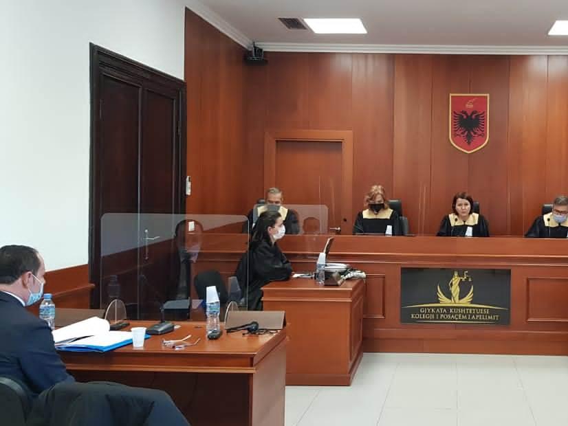 Kërkoi rikthimin në sistemin e drejtësisë, KPA jep vendimin për Aleksandër Muskajn