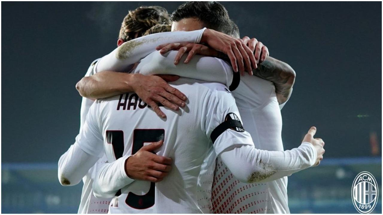 VIDEO/ Milanit i mjafton perla e Hauge, Lirim Kastrati gjen golin në Zagreb