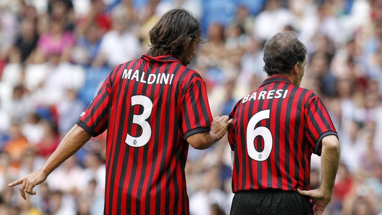Merkato e Milanit, Baresi: Maldini e di mirë, kanë nevojë për qendërmbrojtës