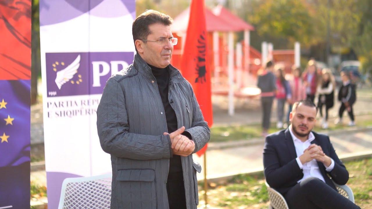 Mediu takim me të rinjtë në Tiranë: Përballë kemi një regjim të inkriminuar