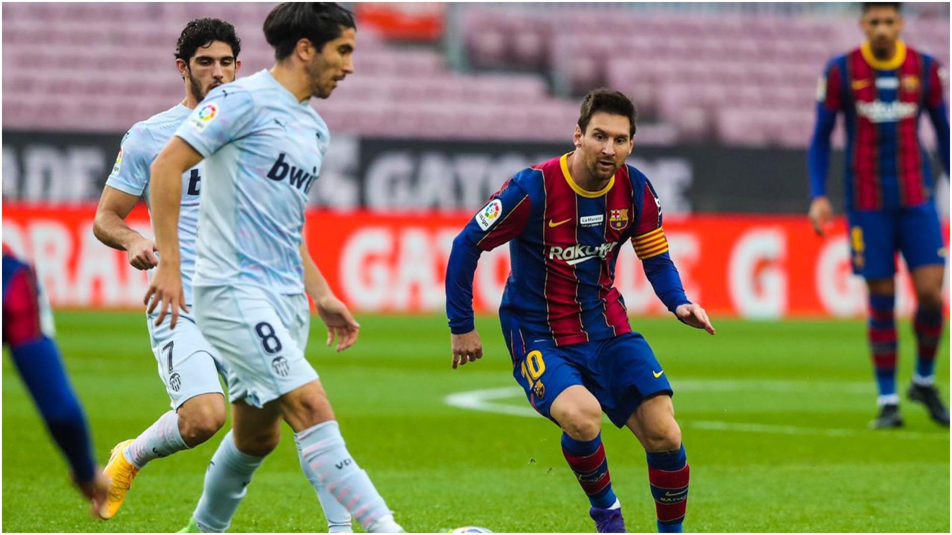 Kontratë e re dhe pension i përjetshëm, gati rinovimi Messi-Barcelona