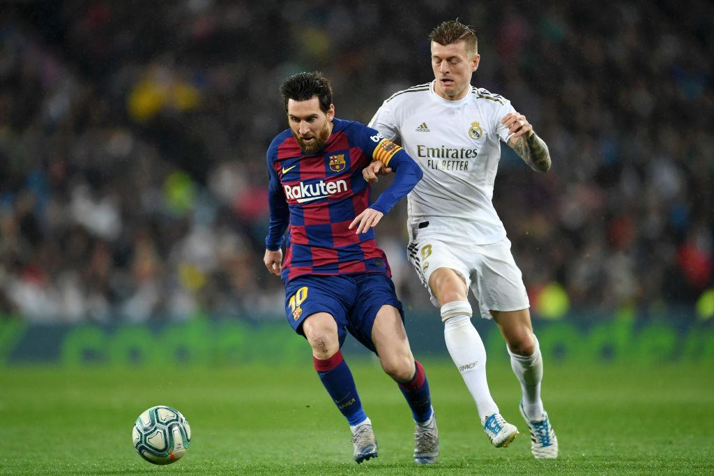 Kroos: Lewa e meritonte çmimin, por Messi nuk duhet të ishte as në treshe