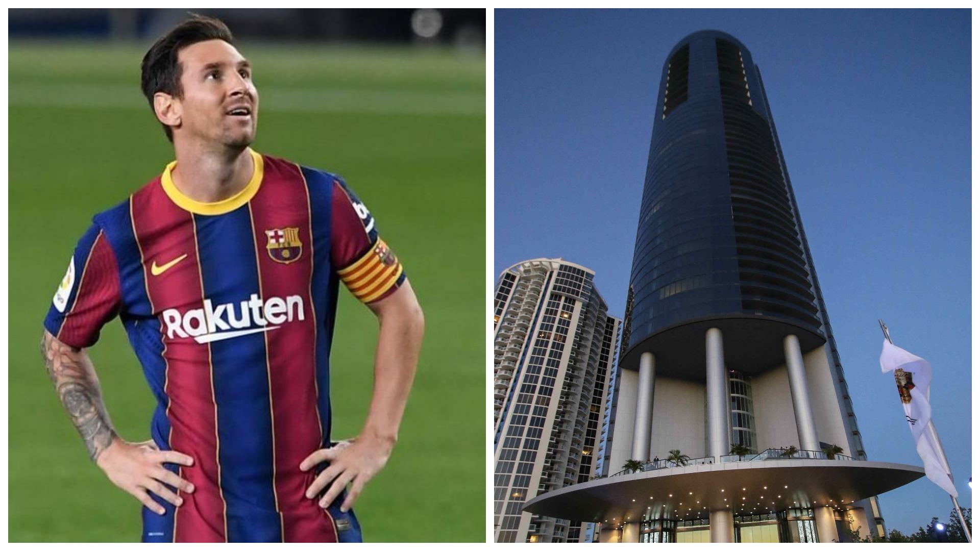 Blen apartamentin 8 milionë euro në Miami, Messi projekton të ardhmen