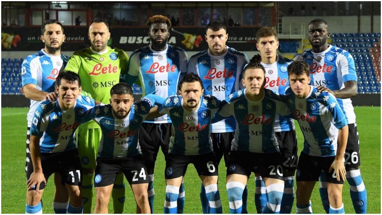 E kryer: Eliminoi Juven në Champions, zgjidhet trajneri i ri i Napolit