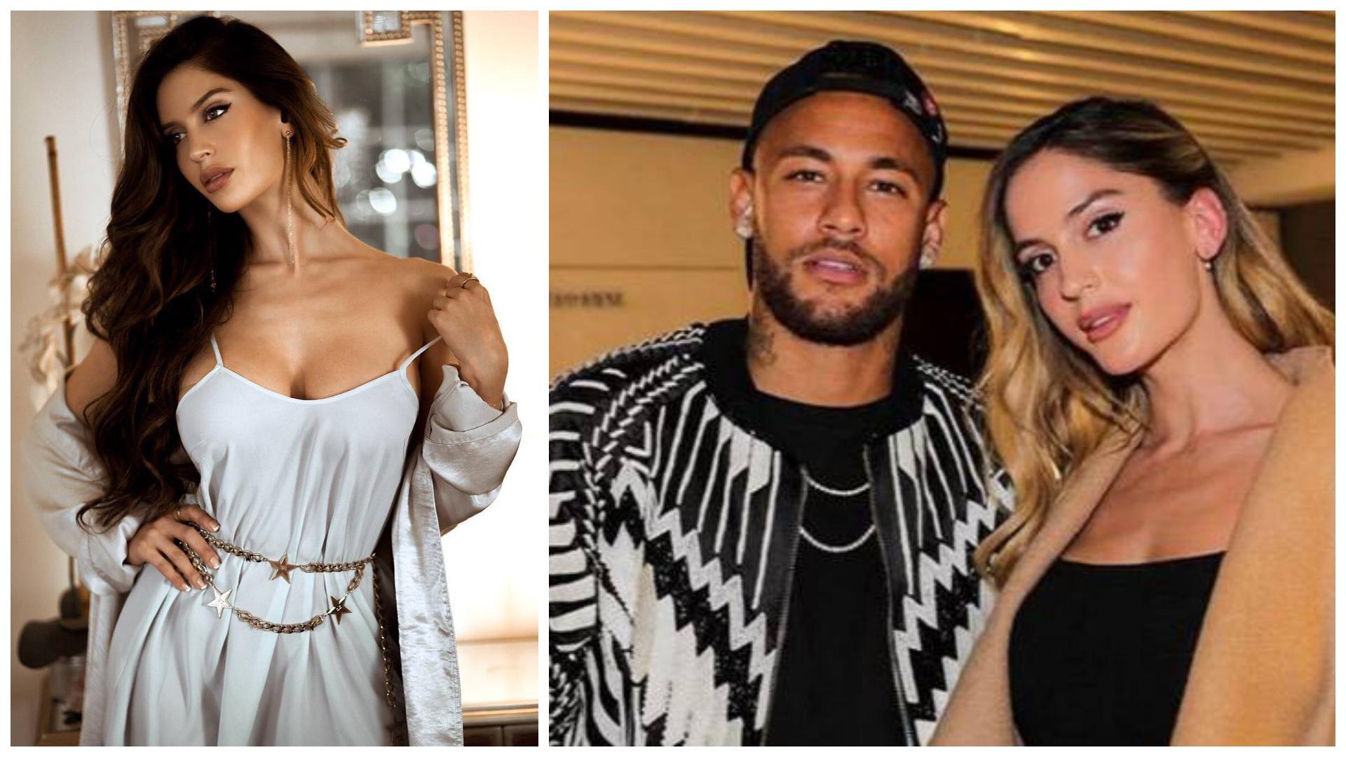 Sensuale si gjithmonë, partnerja e Neymar surprizon ndjekësit me postimin e fundit