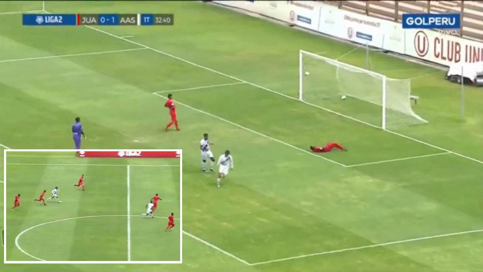 VIDEO/ 80 metra sprint dhe 6 lojtarë të shmangur, goli i vitit shënohet në Peru