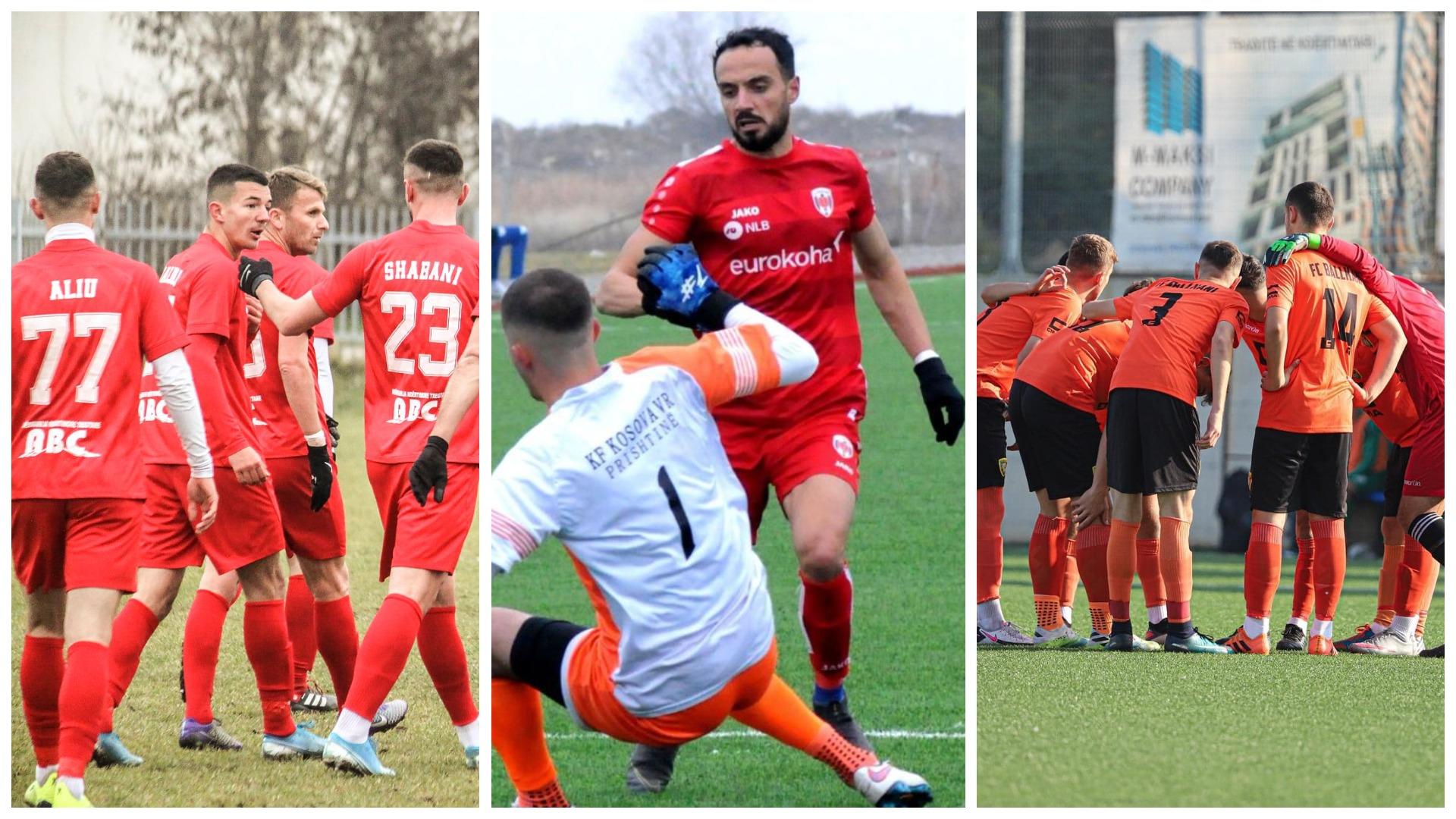 Goleadë e Prishtinës, Ballkanit i mjafton një gol. Të mëdhatë nuk zhgënjejnë në Kupë