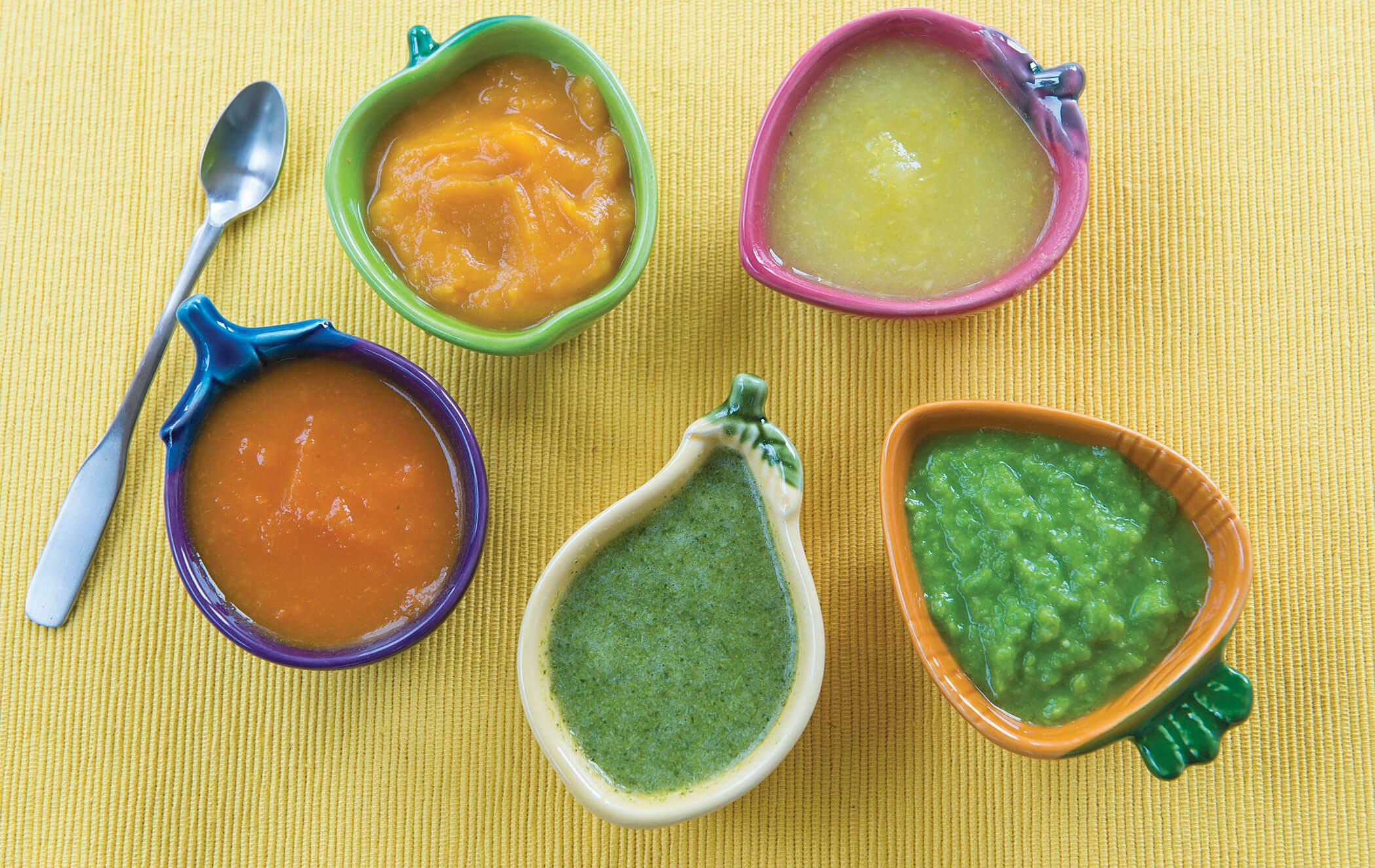 Si të përgatisni në shtëpi ushqimet e fëmijës tuaj