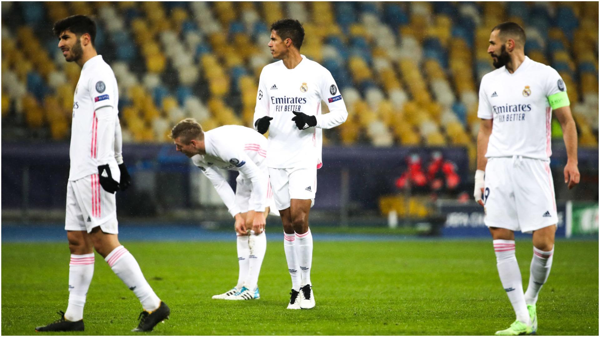 Mbrojtja më e dobët në histori, rekordet e Real pas humbjes me Shakhtar