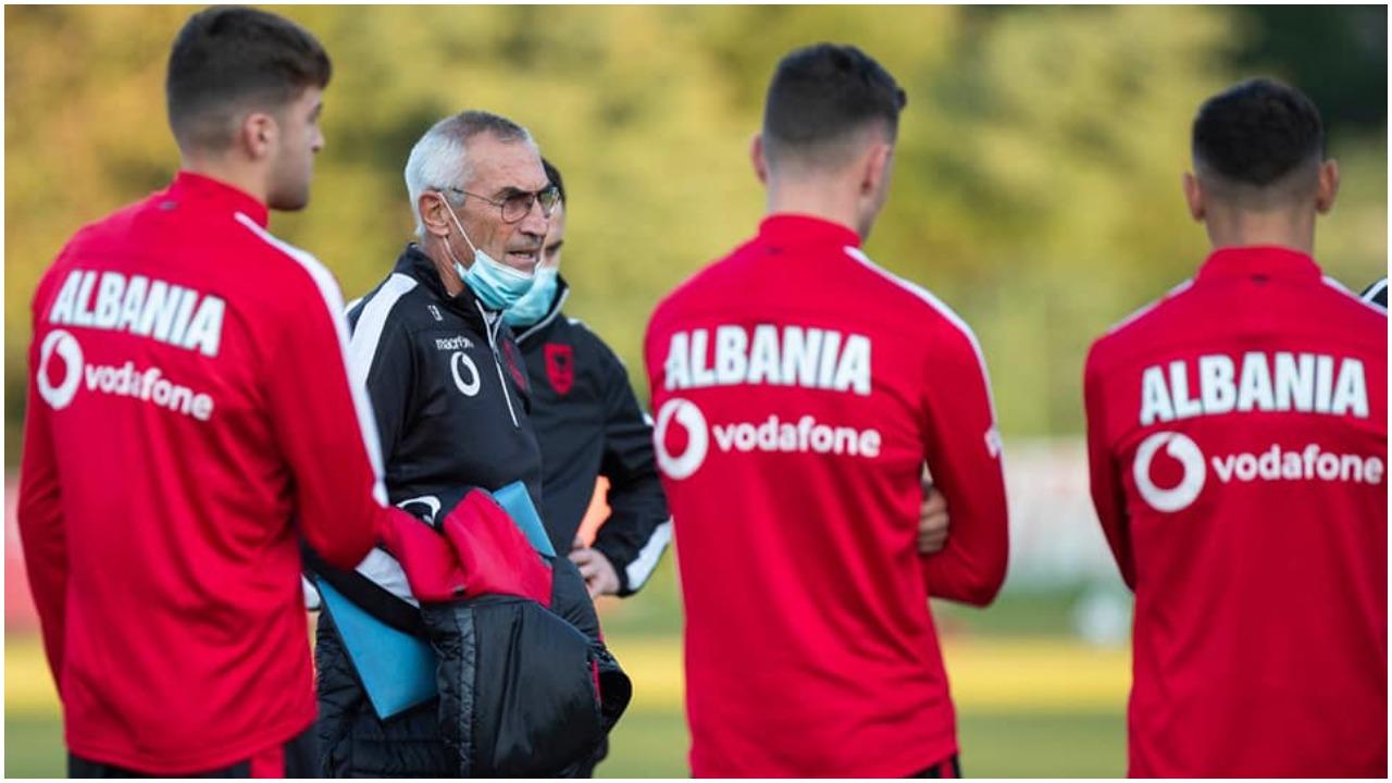Edy Reja i alarmuar, zbulohet çfarë e shqetëson trajnerin e Shqipërisë