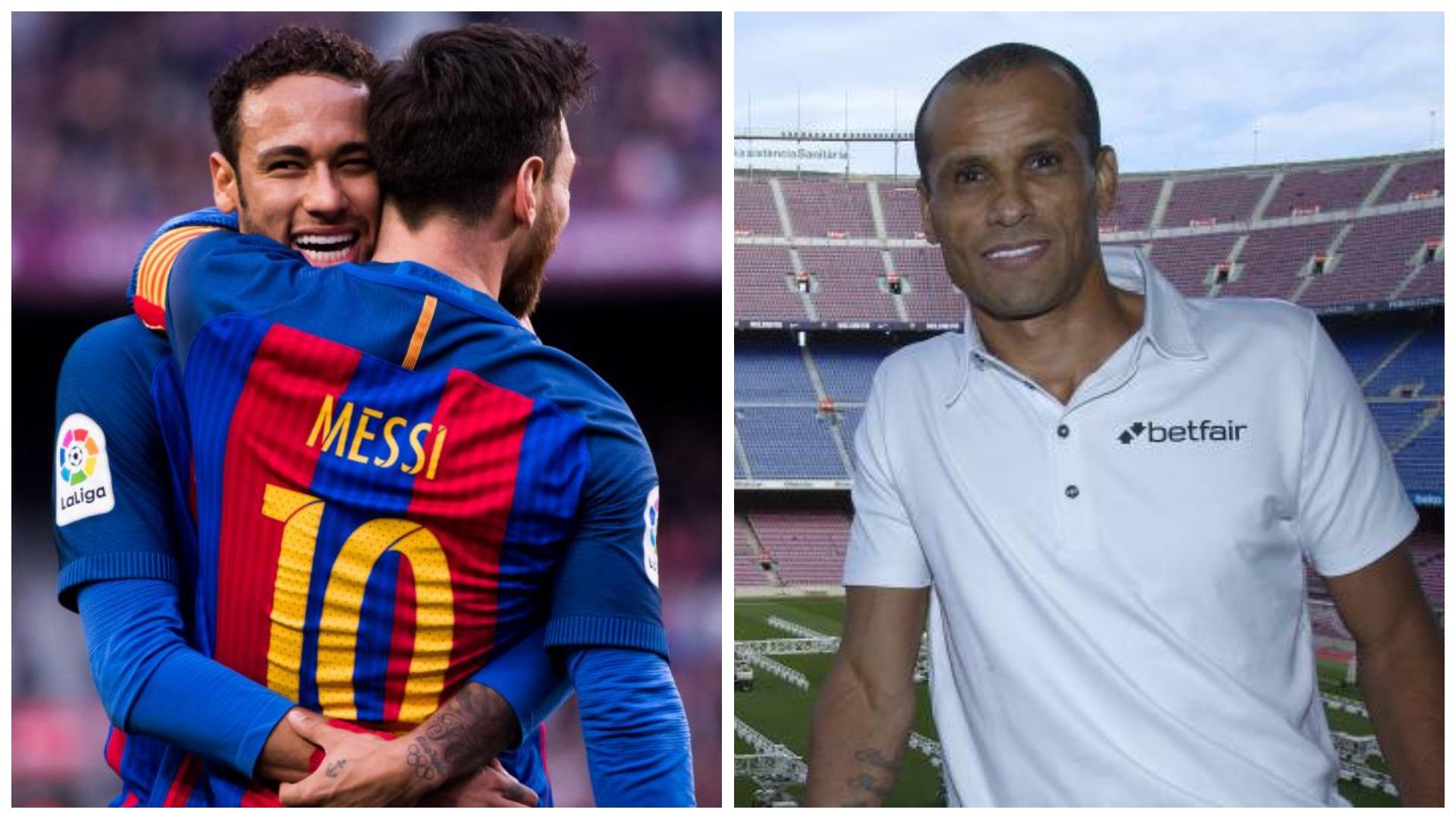 Rivaldo: Messi te PSG? Neymar nuk foli kot, po u bën presion francezëve