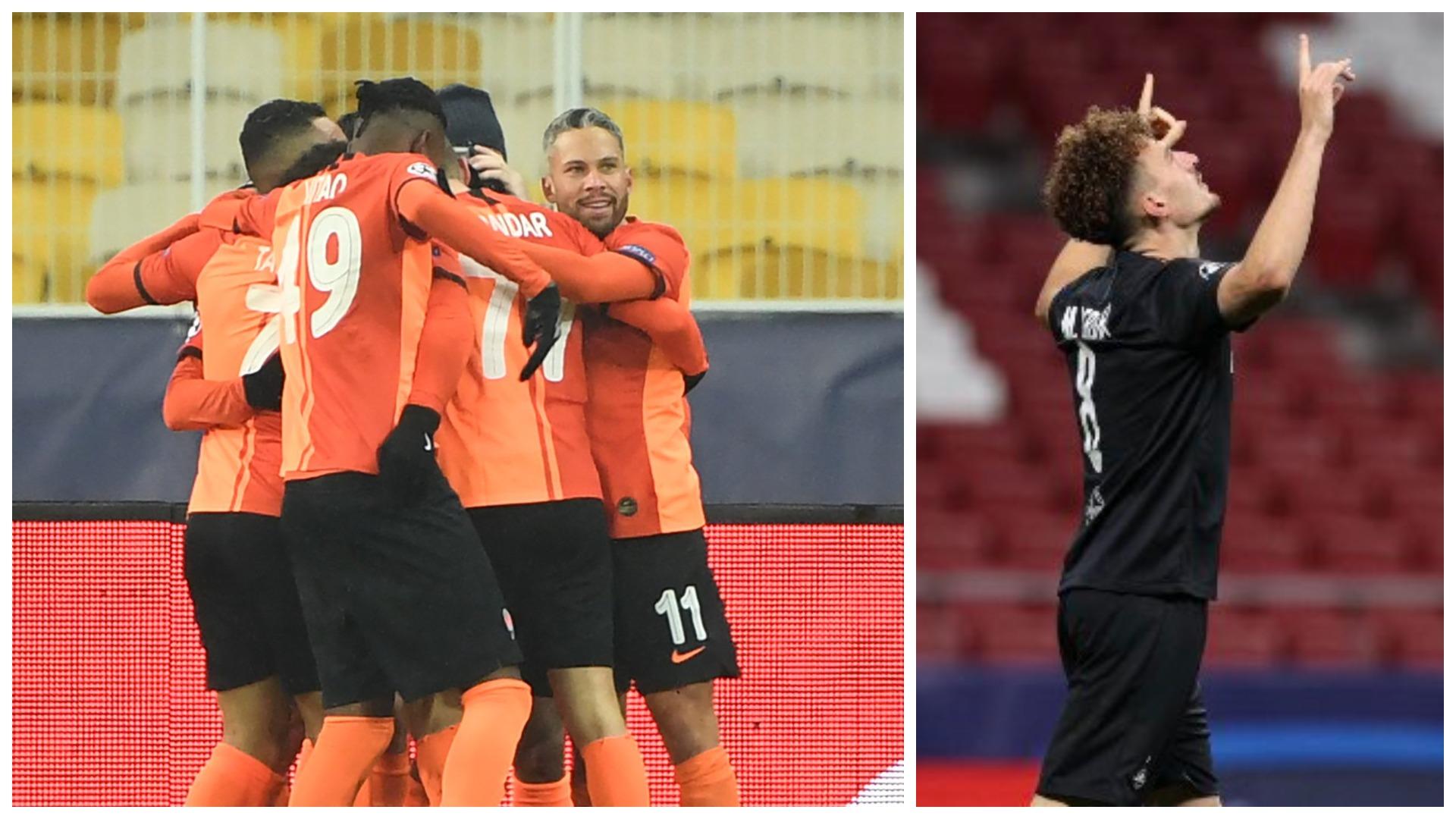 VIDEO/ Shakhtar shokon Realin, Berisha i dhuron fitoren Salzburg