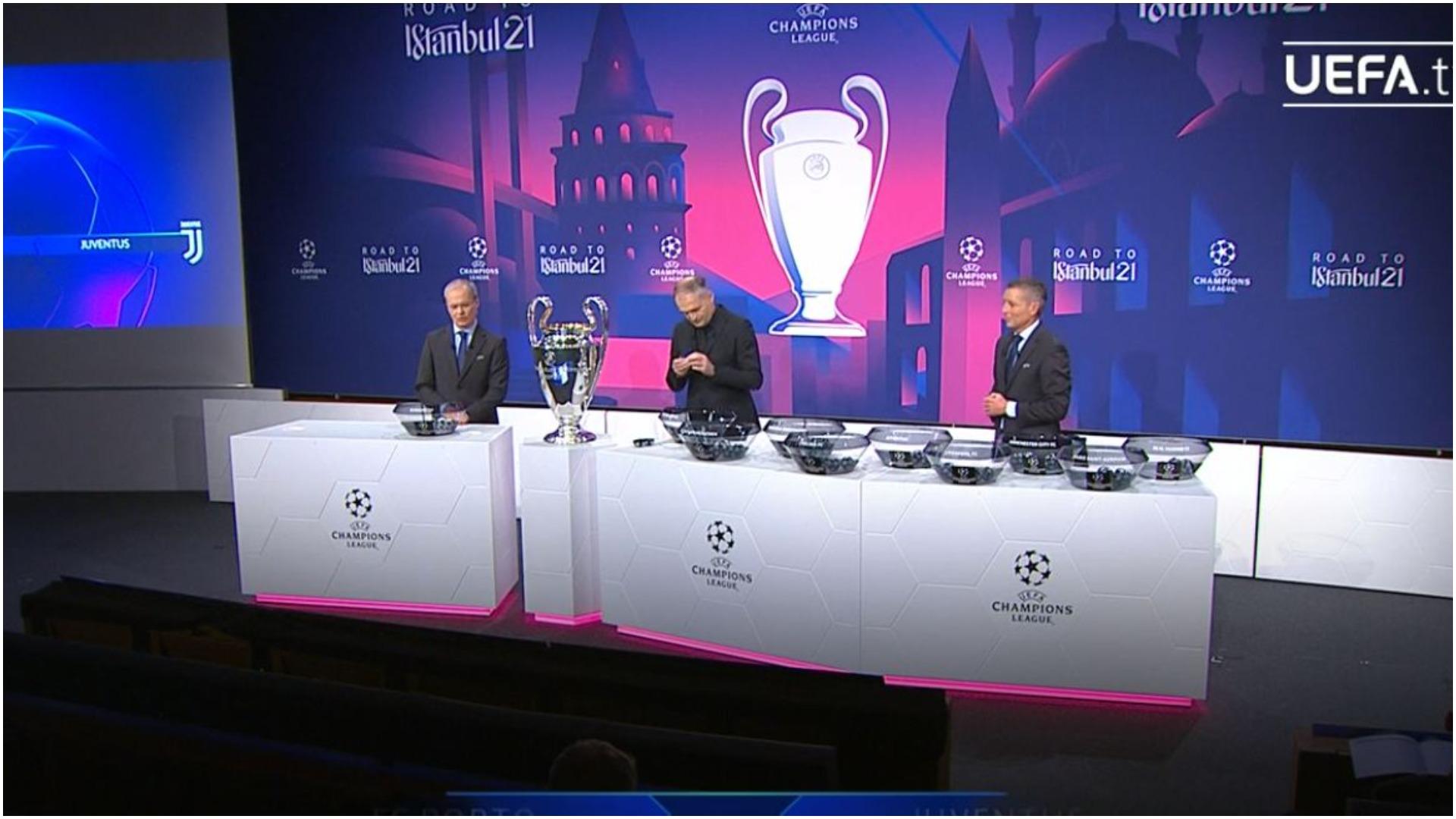 Shorti i Champions League: Barcelona-PSG supersfida, zbuloni tetë çiftet