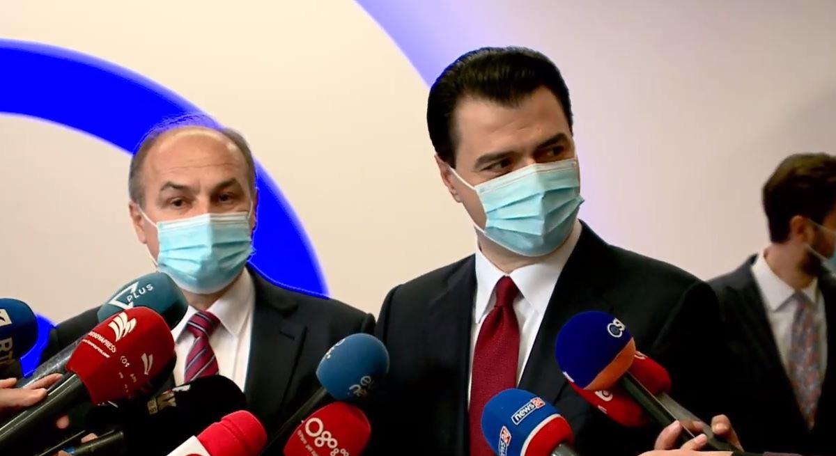 Basha pas takimit me Hoxhajn: Vendimi im i palëkundur, Shqipëriatë qëndrojë krah Kosovës