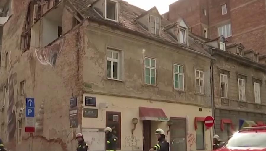 Përtej politikës! Rindërtimi i Zagrebit!