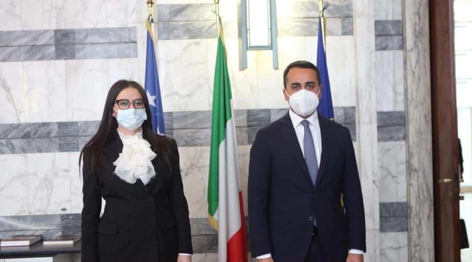 Ministri i Jashtëm italian viziton nesër Kosovën