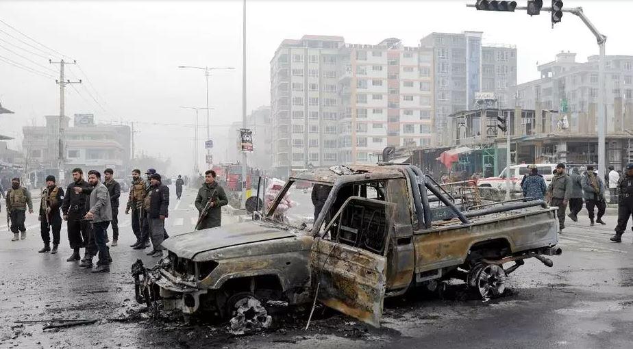 Sulm me bombë në Kabul, humbin jetën 8 persona plagosen dhjetëra të tjerë