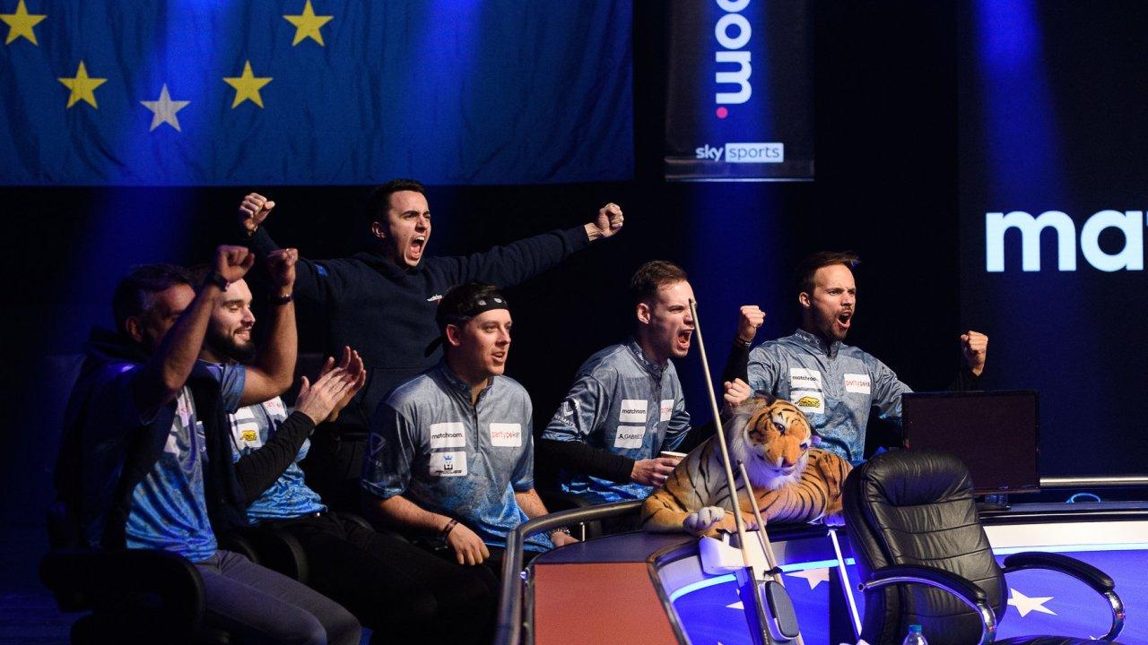 VIDEO/ Europë-SHBA, Mosconi Cup vishet me yje blu! Feston edhe Eklent Kaçi