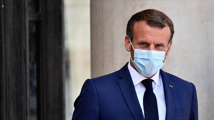 Presidenti francez Emmanuel Macron infektohet me koronavirus