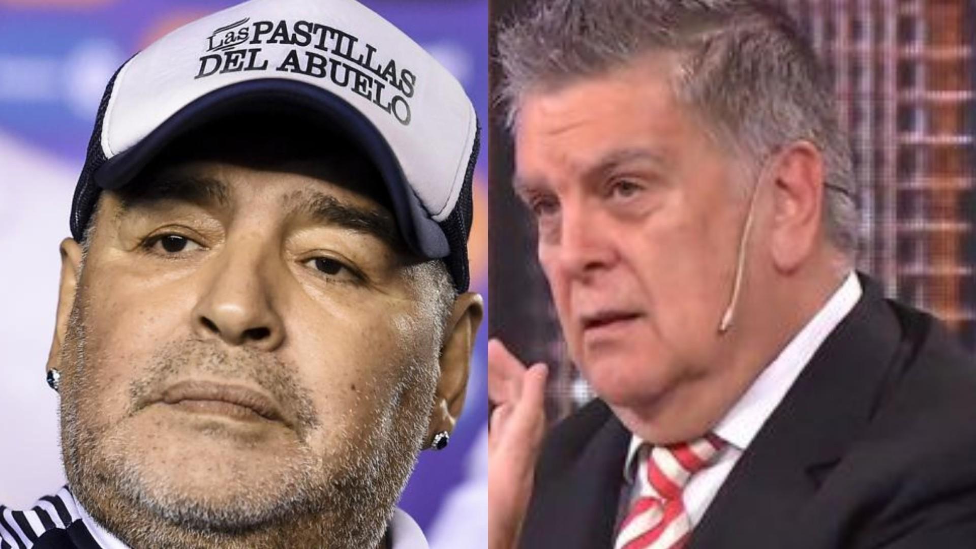 Gazetari argjentinas lëshon deklaratën e fortë: Jo të gjithë janë fëmijët e Maradonës