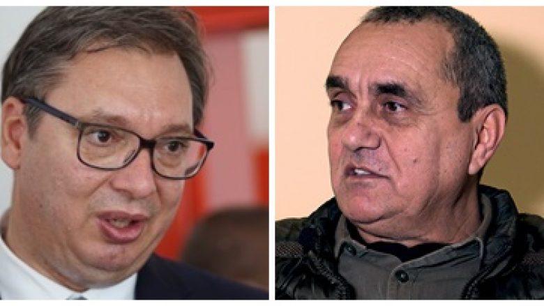 Plaçkiti shqiptarët gjatë luftës në Kosovë, Vuçiç tregon me emër ish-pjesëtarin e policisë serbe