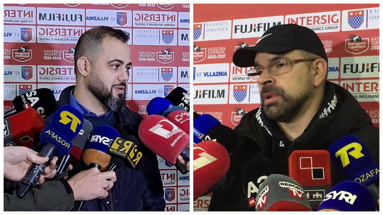 """""""E pandershme"""", Alban Xhaferi shigjeton Olsi Ramën: Ju mundnim 30-0 me tifozë"""