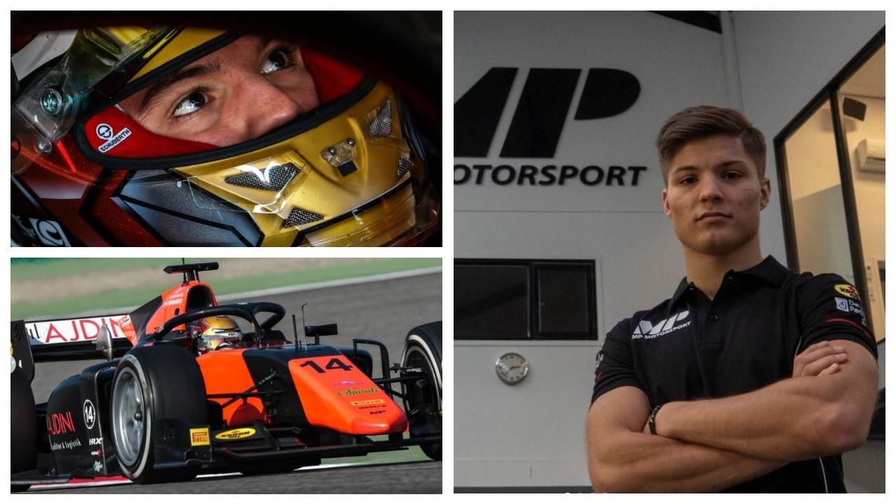 Një shqiptar në Formula 2, Lirim Zendeli jep lajmin e madh