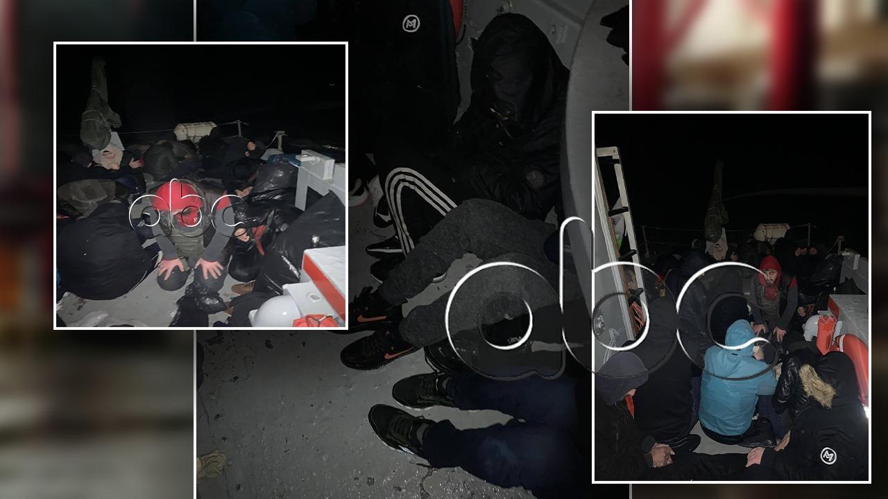 Deti mbi 5 ballë, gra e fëmijë, si u kapën sirianët në gomone në Vlorë, gati për në Itali