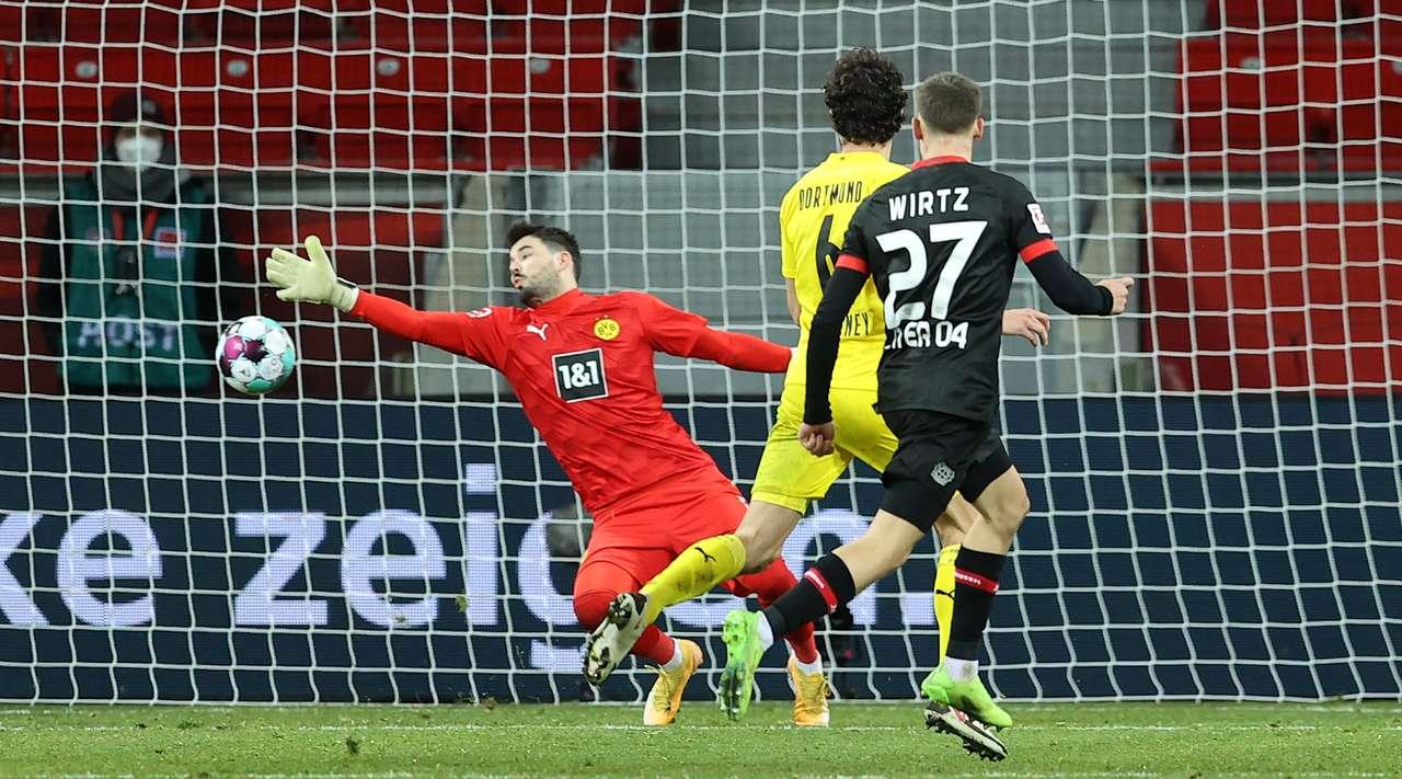 VIDEO/ Leverkusen mposht Dortmund, festojnë Wolfsburg e Hoffenheim