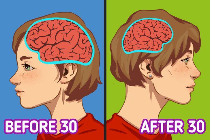 Ja çfarë i ndodh trupit tuaj, pasi bëni 30 vjeç!
