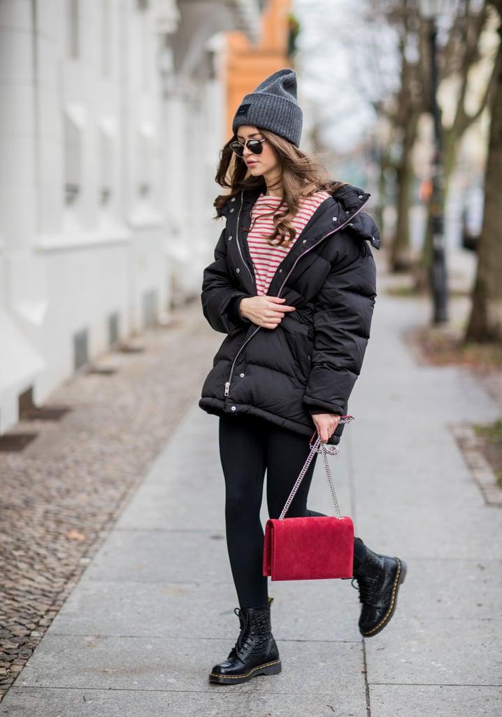 Si të kombinoni çizmet tuaja në dimër!
