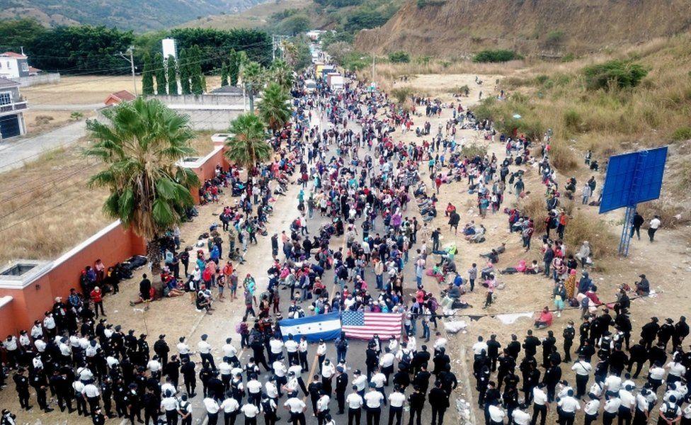 Meksika, apel SHBA-së të reformojë politikat e imigracionit