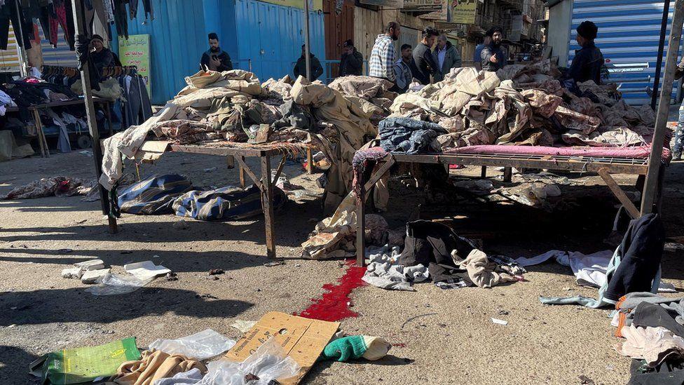 Sulm në Bagdad, 13 të vrare dhe disa të plagosur