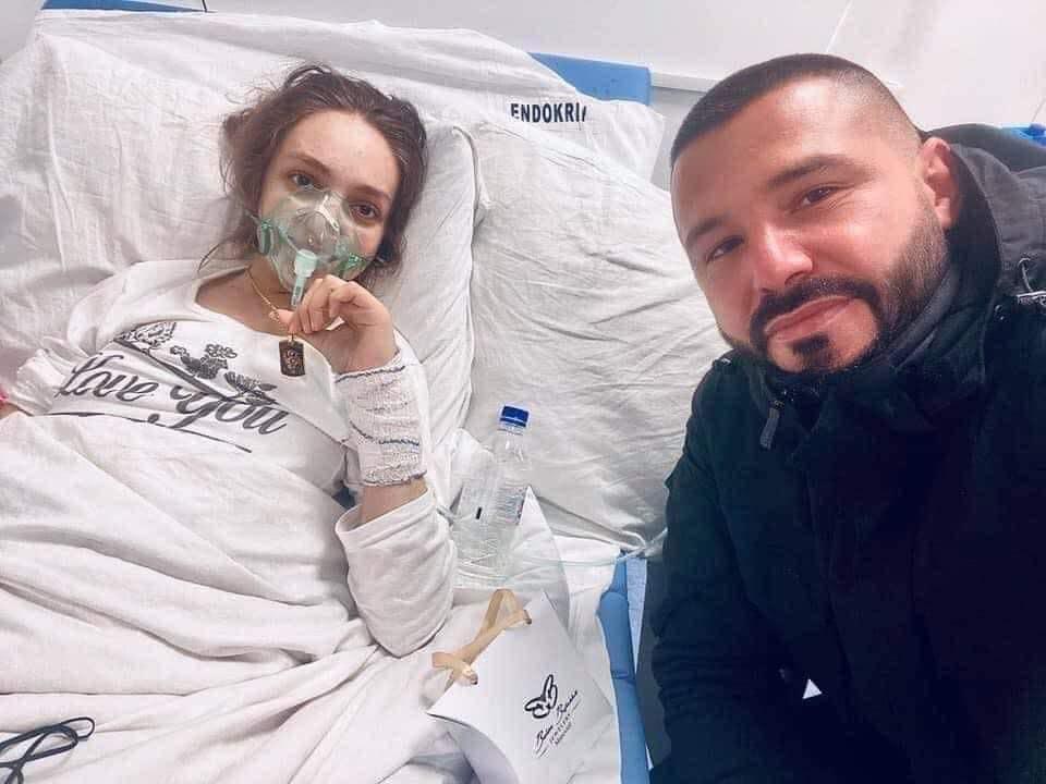 Doli vullnetar për t'i dhuruar veshkën, i riu nga Kosova i dëshpëruar pas vdekjes së 19-vjeçares