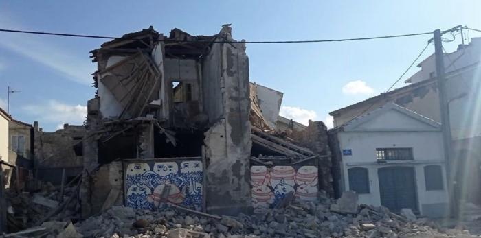 Lëkundet Greqia, tërmeti godet në të njëjtin vend që shkaktoi tragjedinë e Tetorit
