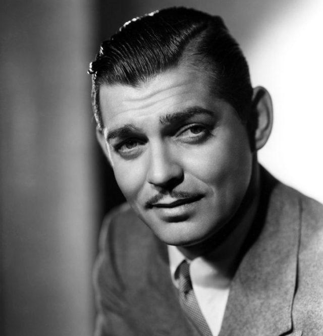 Aktori i Holliwood-it Clark Gable