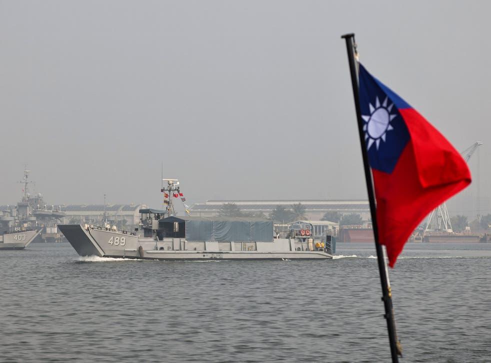 Kina: Pavarësia e Tajvanit nënkupton luftë