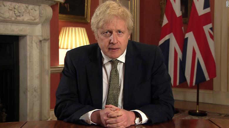 Mbyllen shkollat në Britani, Johnson njofton bllokimin e tretë kombëtar: Situatë alarmante