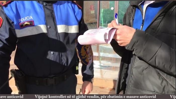 Shkelën vetëkarantinimit e detyrueshëm 14-ditor, gjobiten 6 shtetas të kthyer nga Britania