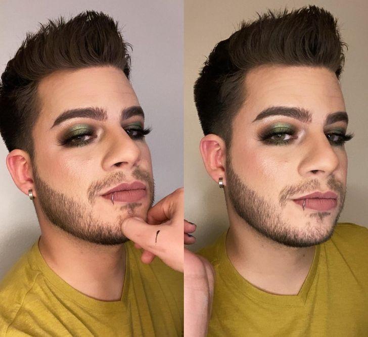 Pse po rritet numri i burrave që po përdorin makeup!